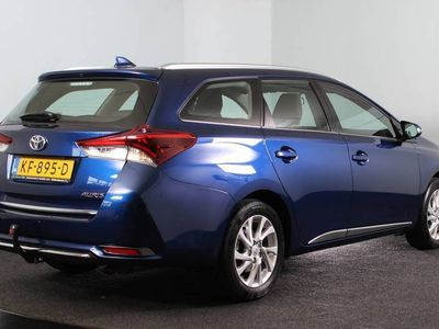 tweedehands Toyota Auris Touring Sports 1.2T 115PK Aspiration Limited | ECC | Trekhaak | Cruise | LM