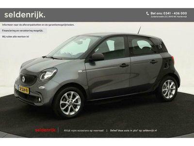 tweedehands Smart ForFour Έlectric Drive Business *Excl. BTW* | Leder | Climate contro