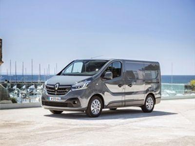 tweedehands Renault Trafic Gesloten bestel   t29 l2h1 business 120 euro6   2.0dci