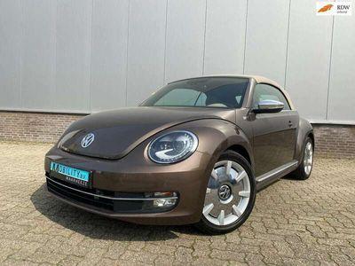 tweedehands VW Beetle Cabriolet 1.4 TSI Sport Automaat ,Dealer onderhoud