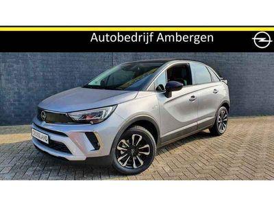 tweedehands Opel Crossland X 1.2 110pk Elegance Rijklaar!!