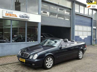 tweedehands Mercedes CLK320 Cabriolet Avantgarde