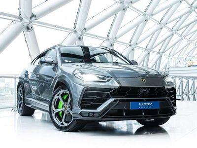tweedehands Lamborghini Urus 4.0 V8   B&O   Nightvision   Softclose   Pano   .
