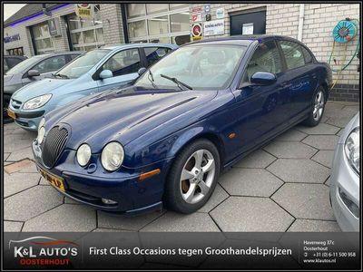 tweedehands Jaguar S-Type 2.5 V6 Sport Zo mee!