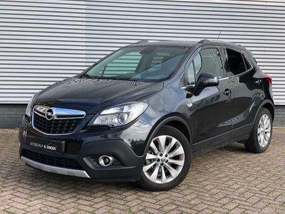tweedehands Opel Mokka 1.4 T Cosmo 2016 Leder 1 eigenaar Xenon Camera Led