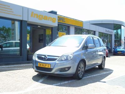 tweedehands Opel Zafira 1.8 111 years Edition + Extra getint glas + Cruise