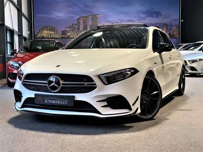 tweedehands Mercedes A35 AMG A 35 AMG4MATIC Perf.stoelen Pano Pano