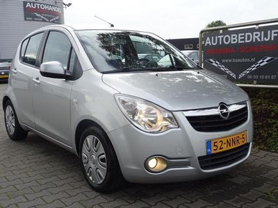 tweedehands Opel Agila 1.0 Edition LPG/G3