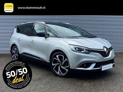 tweedehands Renault Grand Scénic TCe 140pk Bose 2018 80.501 km Benzine Optioneel: Stam Garantie
