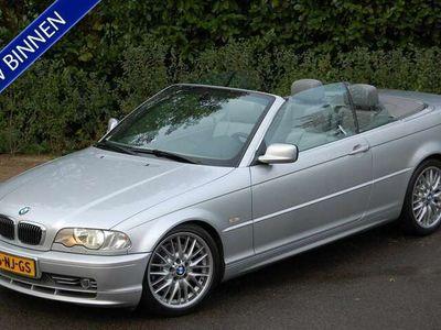 tweedehands BMW 330 Cabriolet 330 Ci / Navi / Leder / Xenon / Hardtop!