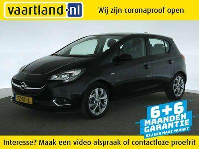 tweedehands Opel Corsa 1.4 Online Edition [Multimedia scherm Sportzetels