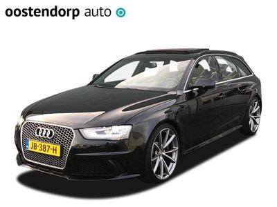 tweedehands Audi RS4 RS4 4.2 FSIquattro / Panoramadak / B&O / Camera / Navigatie