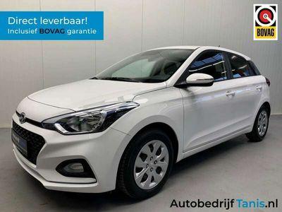 tweedehands Hyundai i20 1.25 MPi i-Drive Cool 75PK AIRCO-AUDIO/CD-BLEUTOOT