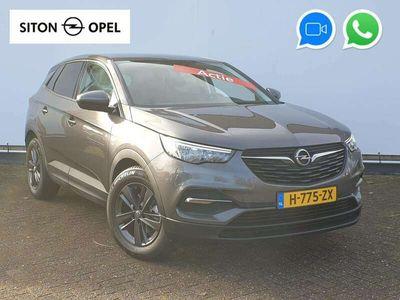 tweedehands Opel Grandland X 1.2 Turbo 130pk 120 Jaar Edition I ACTIE!