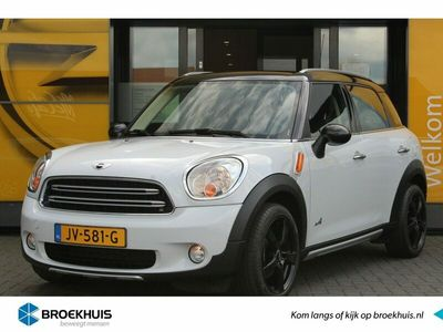 tweedehands Mini Cooper Countryman 1.6 ALL4 Salt CLIMATE/PDC/17INCH/BLUETOOTH/ALL4