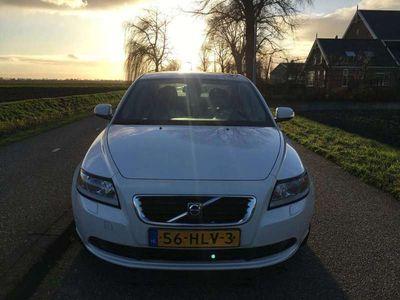 tweedehands Volvo S40 2009 1.6D MET LEDEREN BEKLEDING!!