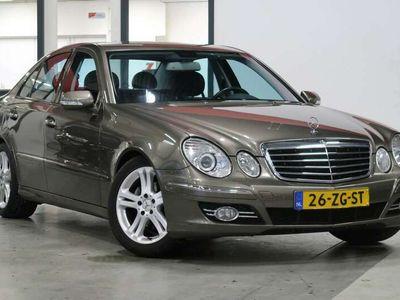 tweedehands Mercedes E280 CDI Avantgarde Nederlandse auto 151727 NAP dealero