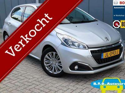 tweedehands Peugeot 208 1.6 BlueHDi Blue Lease Executive ZEER NETTE AUTO