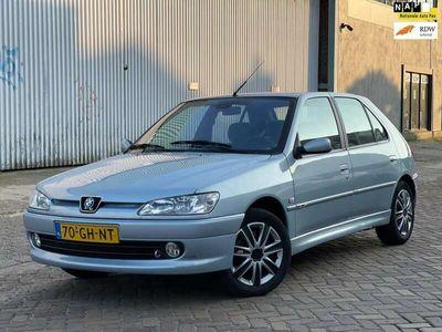 tweedehands Peugeot 306 1.6 XT/AIRCO/LAGE KM MET NAP/5DEURS/