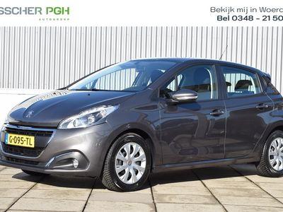 tweedehands Peugeot 208 1.5 BlueHDi 100pk Blue Lease Active