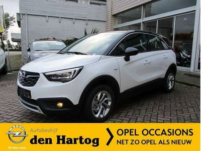 tweedehands Opel Crossland X 1.2 Turbo Innovation Vol Leder/Navi/Camera/Dodehoe