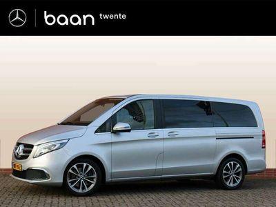 tweedehands Mercedes V220 220d L DC | LED, 9 traps automaat, Avantgarde | Ce