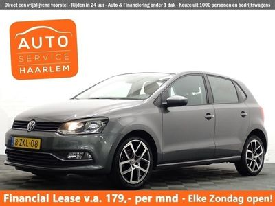 tweedehands VW Polo 1.2 TSI Executive - Navi, Cruise, PDC, ECC, LMV
