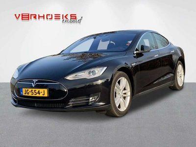tweedehands Tesla Model S 85 (42300,- incl. btw)