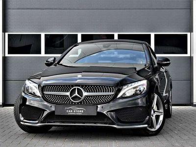 tweedehands Mercedes C180 Coupé AMG / EDITION 1 / CARBON / AUT / LED / NAVI