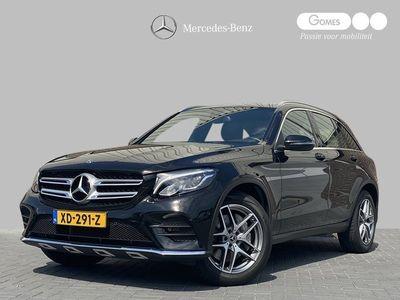 tweedehands Mercedes 220 GLC-KLASSEd 4MATIC AMG | Panoramadak | Stoelverwarming | Alarm .