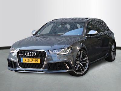 tweedehands Audi A6 RS6 Avant 4.0 TFSI 560pk Quattro Pro Line Plus