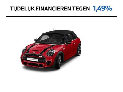 tweedehands Mini John Cooper Works Cabriolet Cooper 2.0 Works Chili   Serious Business   Automati