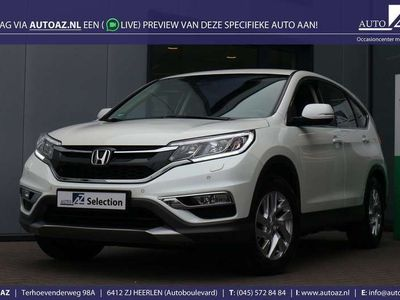 tweedehands Honda CR-V 1.6D Elegance / Trekhaak / navigatie / camera