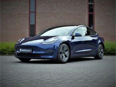 tweedehands Tesla Model 3 Long Range AWD € 58.950 incl. BTW upgrade 2021
