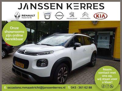 tweedehands Citroën C3 Aircross 1.2 PureTech 110pk Feel NL AUTO / PACK SAFETY / PACK RELAX / NAVI APPLE CARPLAY / AIRCO / PARK ASSIST