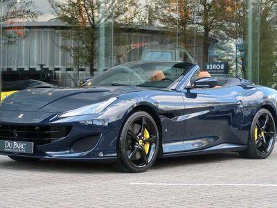 tweedehands Ferrari Portofino 3.9 V8 HELE Blu Pozzi 18 D.Km Sportuitlaat Tailor