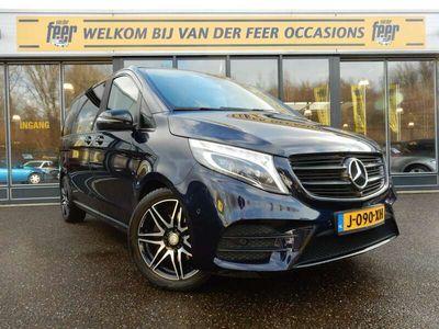 tweedehands Mercedes V250 250d Lang Avantgarde Edition BTW BPM VRIJ / Marge!