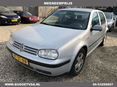 tweedehands VW Golf 1.6 Automaat