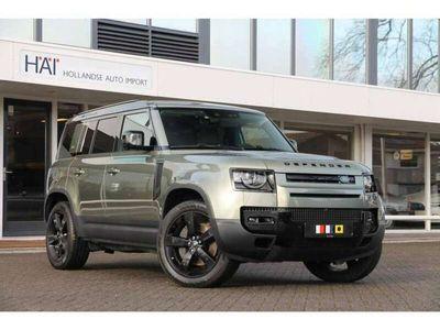 tweedehands Land Rover Defender 3.0 P400 Black Pack SE Pano - ACC