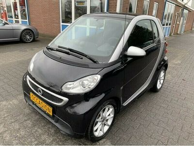 tweedehands Smart ForTwo Electric Drive coupé Pack-Passion *MARGE(BTW-VRIJ)+PANO+AIRCO+INCL-AKKU*