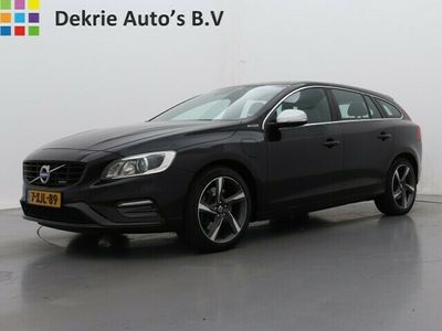tweedehands Volvo V60 2.4 D6 AWD €13.300,- INCL. BTW* Plug-in Hybrid R-D