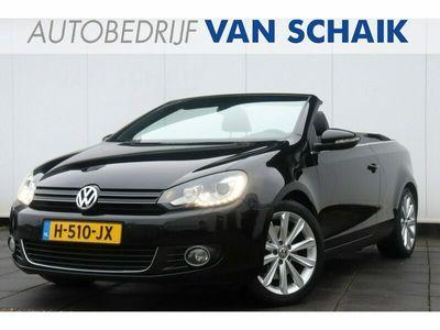 tweedehands VW Golf Cabriolet 1.4 TSI | 161 PK | AUTOMAAT | NAVI | LEDER | CRUISE | XENON | LMV |