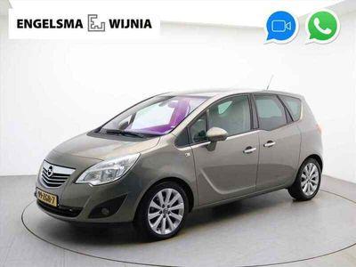 tweedehands Opel Meriva 1.4 Turbo Cosmo Automaat 120pk Climate | Cruise |