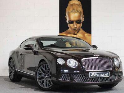 tweedehands Bentley Continental GT 6.0 W12 GT
