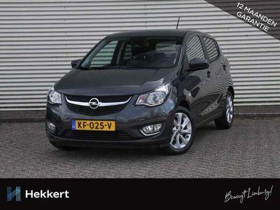 tweedehands Opel Karl Innovation 1.0 EcoFlex 75pk Automaat CRUISE   CLIM