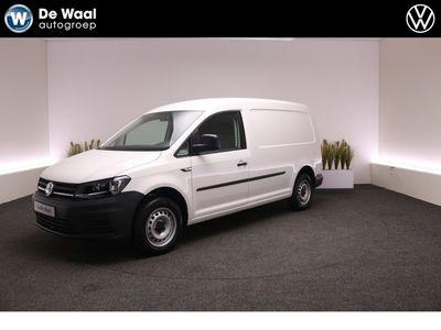 tweedehands VW Caddy Maxi 2.0 TDI 75pk L2H1 Trendline, Airco, Elektrische pakket, Navigatie, Alarm
