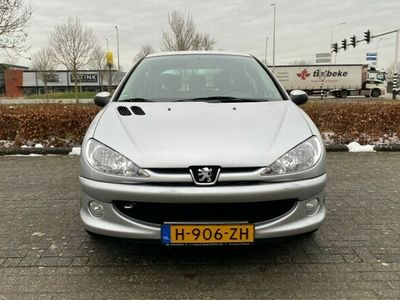 tweedehands Peugeot 206 1.4 Generation