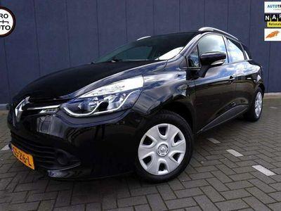 tweedehands Renault Clio Estate 1.5 dCi ECO Expression Navi_Clima_Cruise_tr