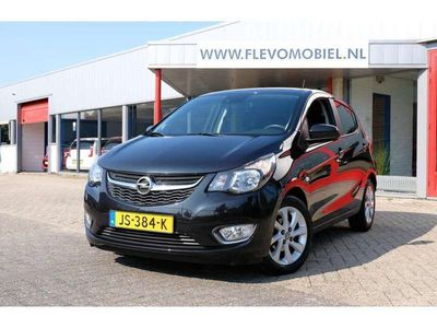 tweedehands Opel Karl 1.0 ecoFLEX Innovation, Clima LMV Half leder