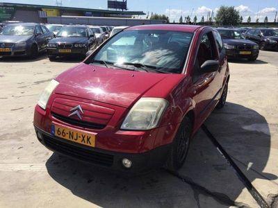 tweedehands Citroën C2 1.4